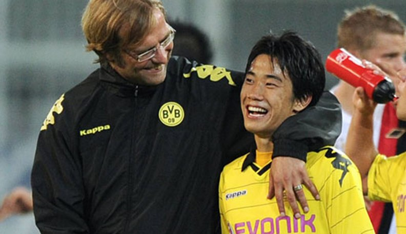 Kagawa gives Dortmund boost ahead of Arsenal clash