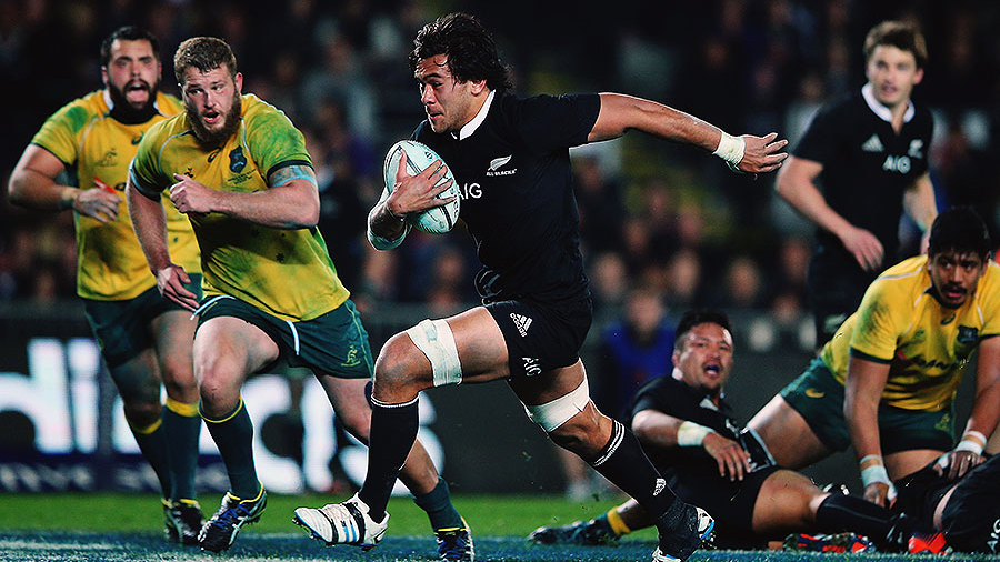 Beale, White axed after All Blacks flogging