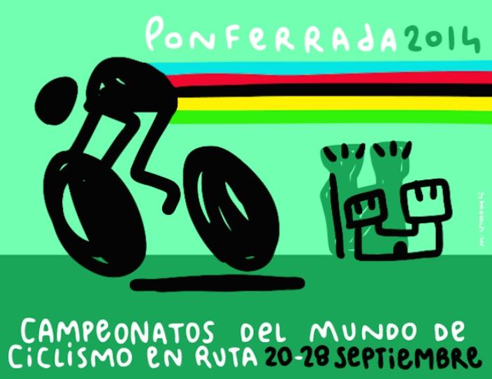 ponferrada-race-poster