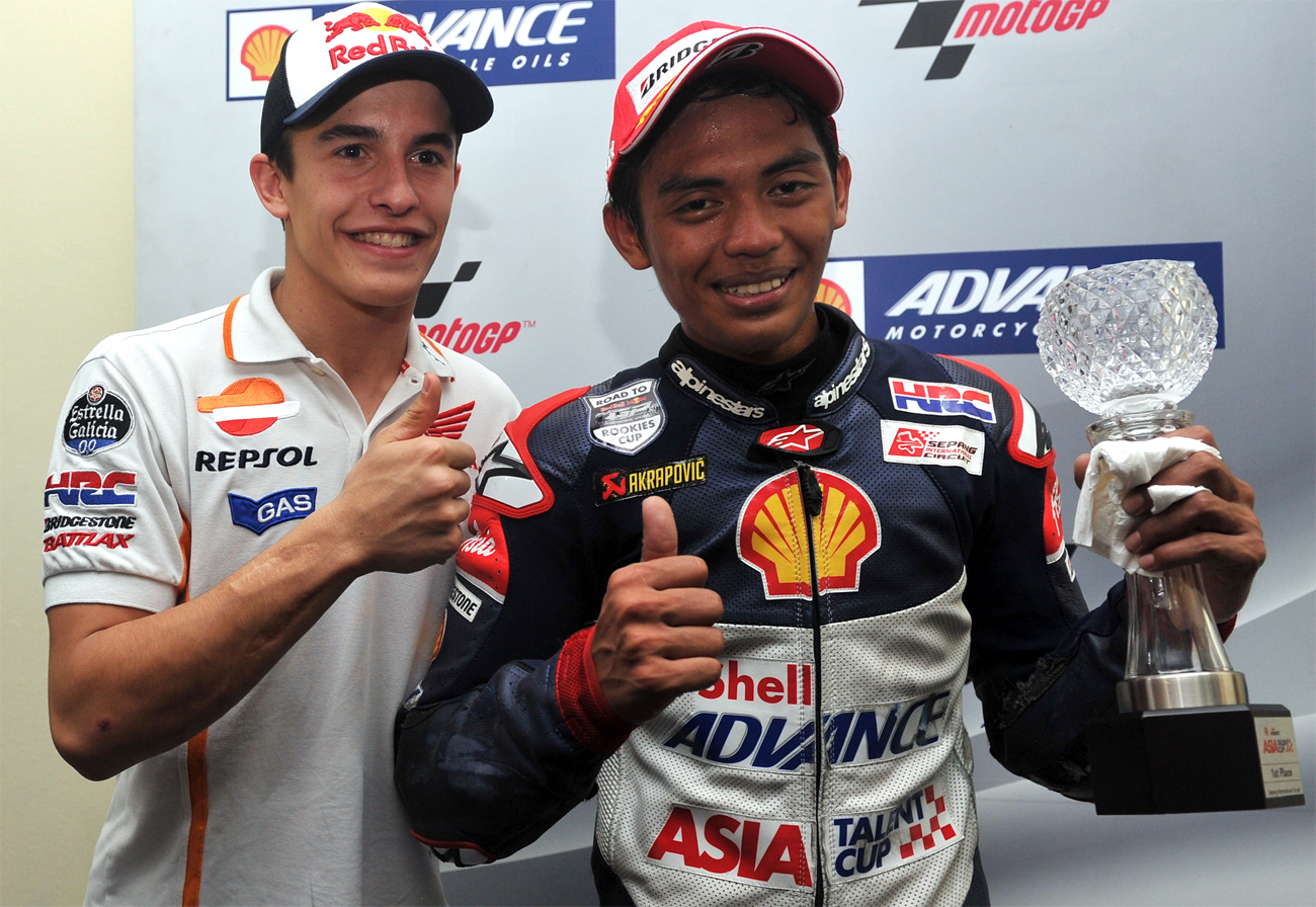 Shell Advance Asia Talent Cup 2014 - Muhammad Syafiq Rasol