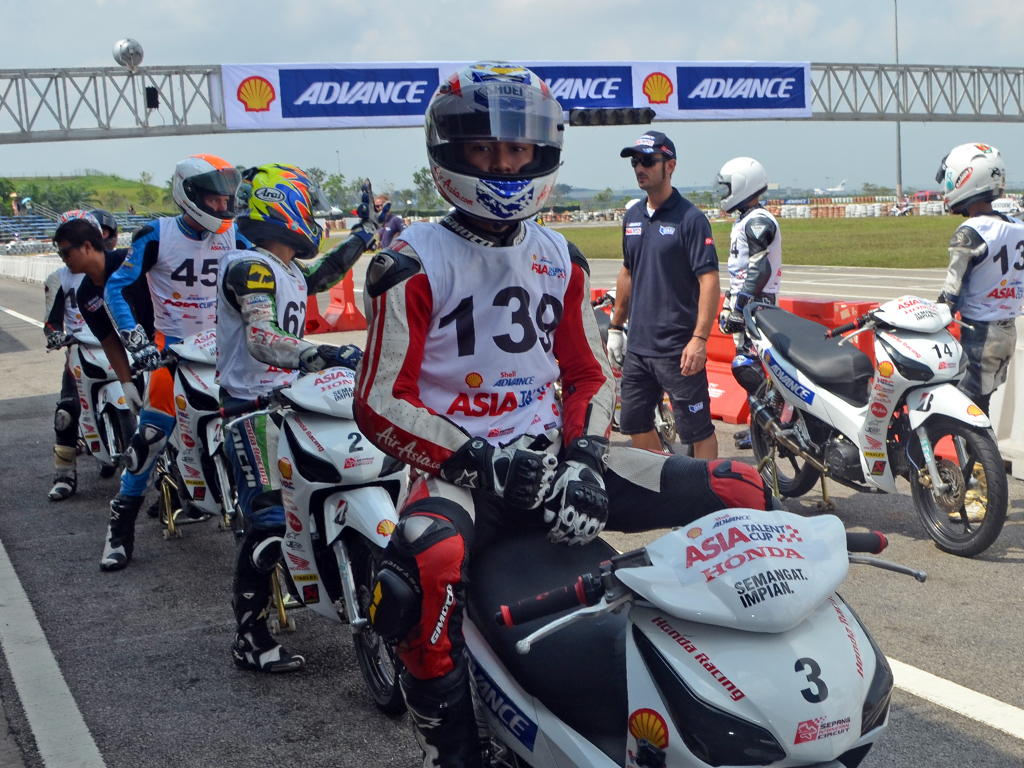 2015 Shell Advance Asia Talent Cup Selection Event