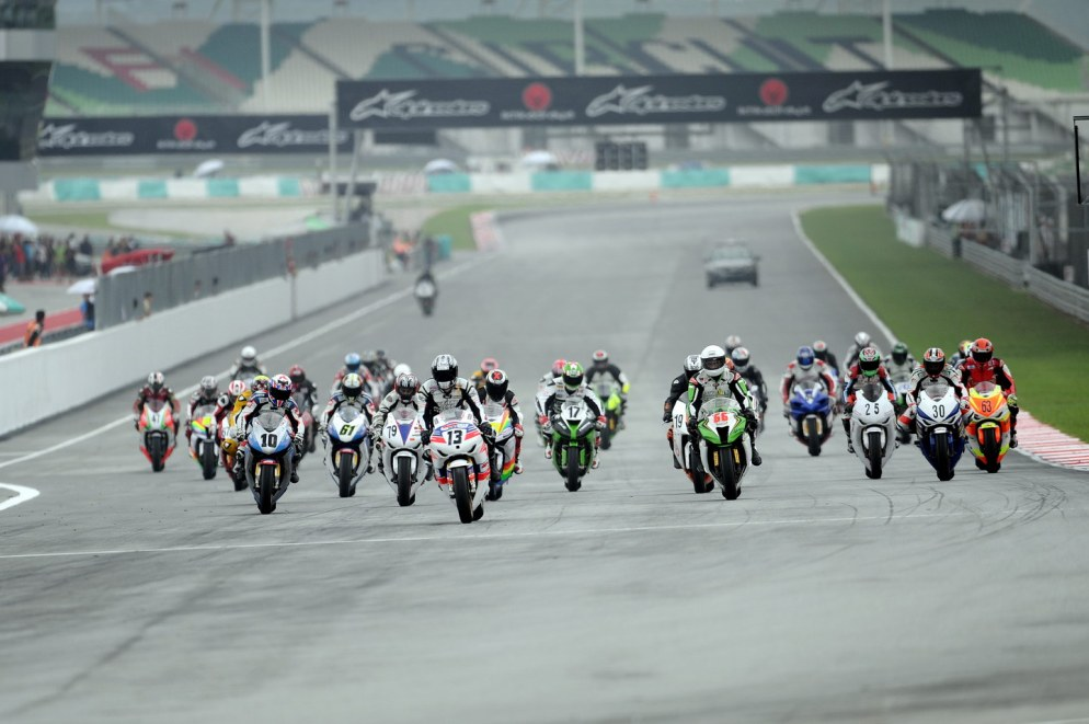 Malaysia Superbike Championship (MSC) race is organized by Sepang International Circuit. The season consist of 5 round, two races each with 5 denomination categories. Open 250, Ninja 250 Cup, Supersport,Superbikes and Superstocks Races are contended by production-based machines and modifications are limited.