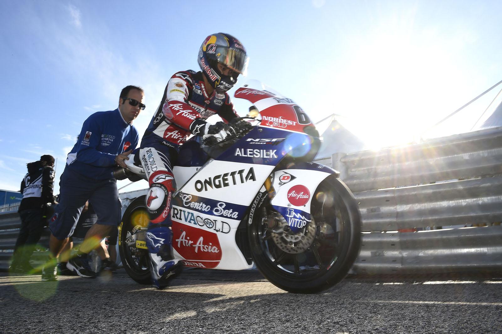 San Marino Circuit 2014 - Zulfahmi Khairuddin