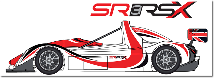 Radical SR3 RSX