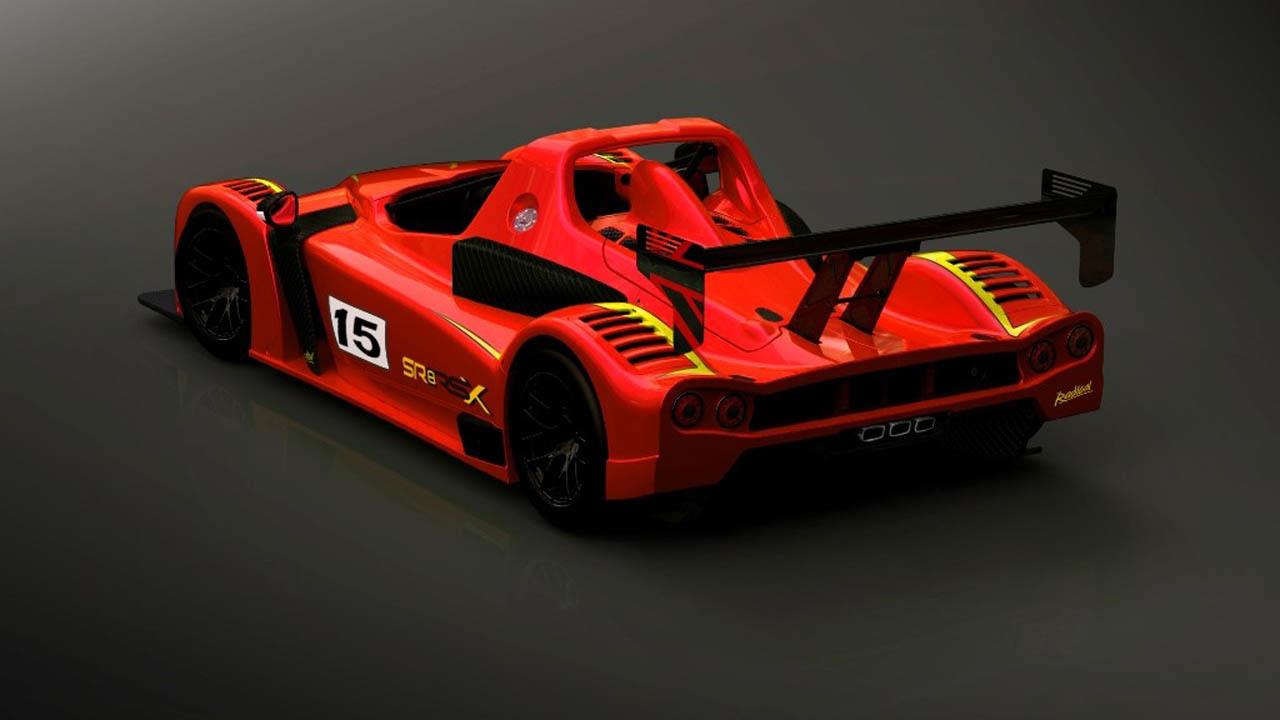 Radical SR8 RSX-002