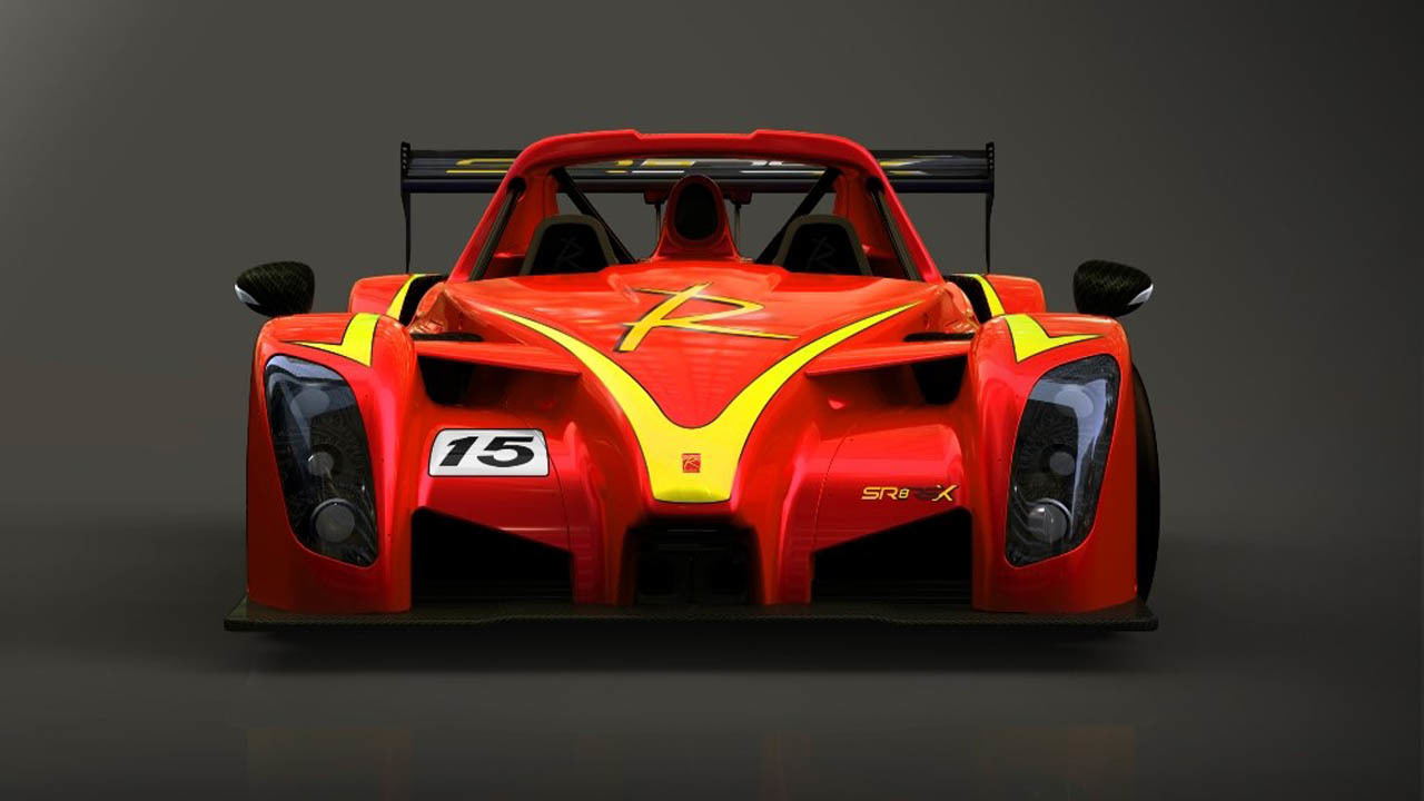 The Radical SR8 RSX is the only car in its class and price range to offer a bespoke racing engine designed specifically for race and track use.