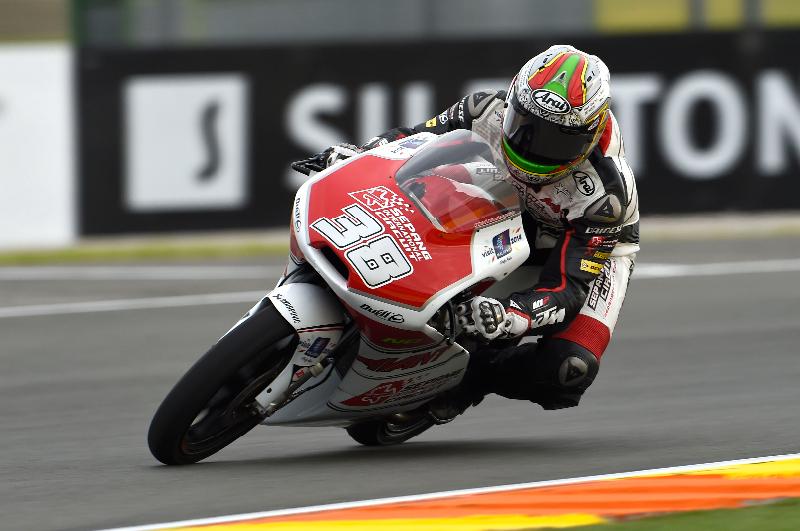 Valencia 2014 - Moto3 - Hafiq Azmi