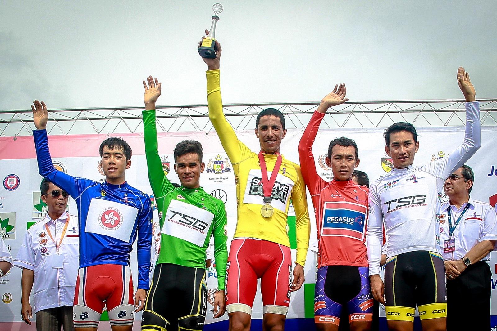 Jelajah Malaysia 2014 - Final Stage - Winner