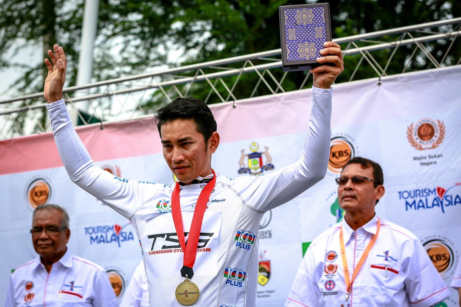 Jelajah Malaysia 2014 - Terengganu Cycling Team - Muhd Shaiful Anwar Azis