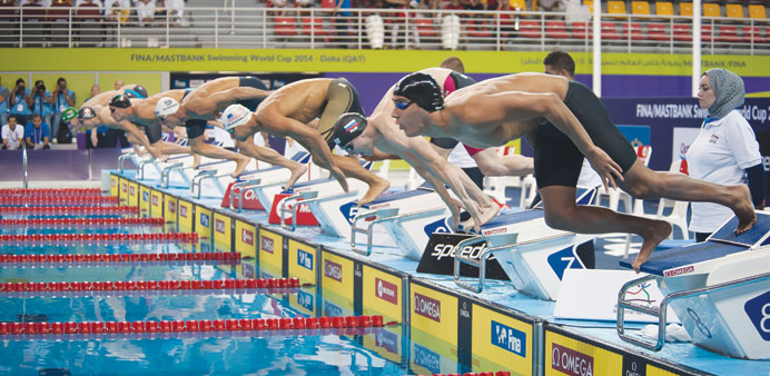 World Short-Course (25m) Championships in Doha