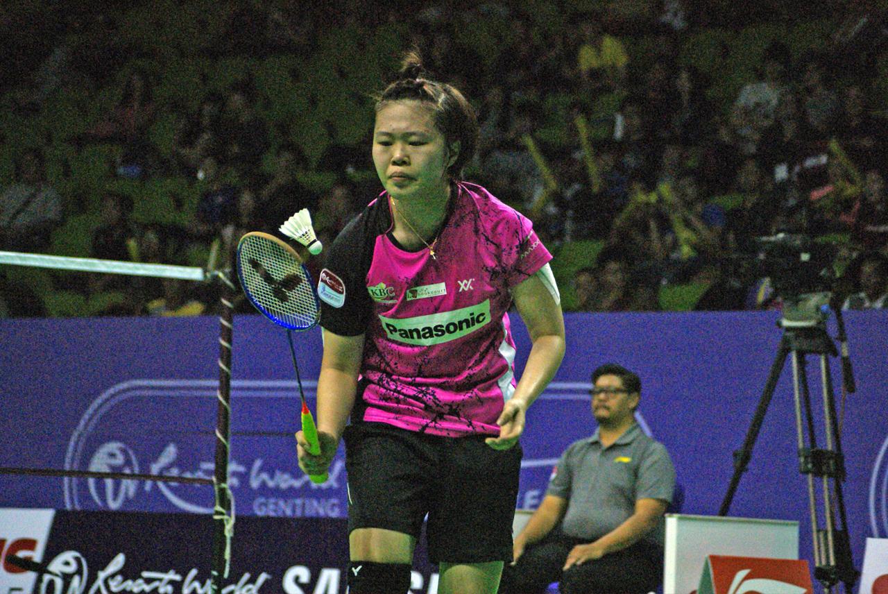 Jing Yee yang juga pemain perseorangan wanita utama negara turut mengakui dia mendapat pengalaman baru menerusi penyertaannya bersama pasukan Kelab Badminton Kepong dalam Purle League 2015.