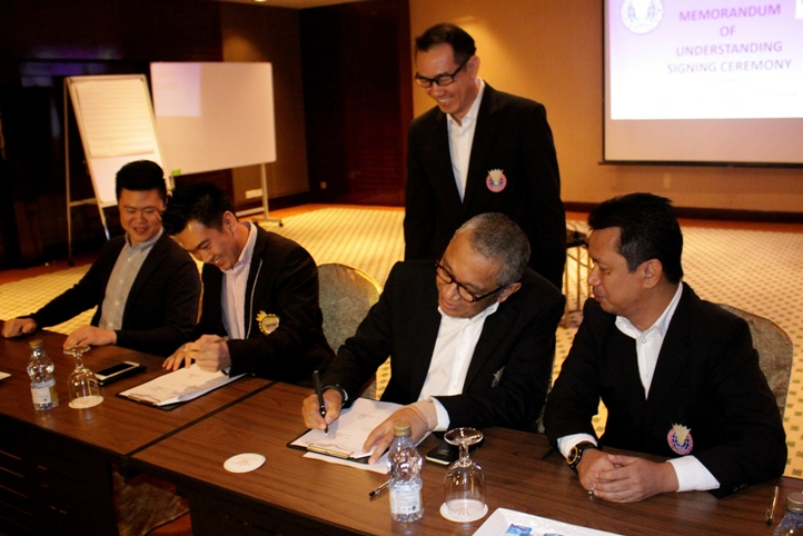 """""""The Purple League events has in just two years developed into one of the world's premier badminton leagues. It has attracted world-class players from around the world,"""" said Tan Sri Mohamed Al Amin."""