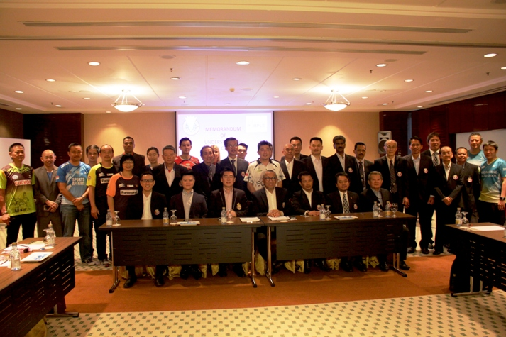 The Purple League today signed a landmark Memorandum of Understanding (MoU) with Badminton Association of Malaysia (BAM) which will see both parties working closely looking to reap further benefits from this partnership.