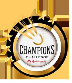 Resorts World Genting Champions Challenge - Logo 240x276