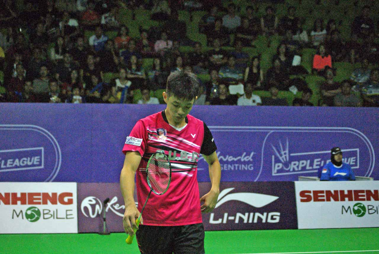 """""""The coach left it to me and I have decided to quit the national team. I submitted my quit letter early this month but there has been no reply yet....(but) I know it will be accepted,"""" said Liew Daren"""