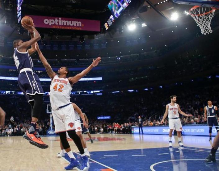 Thunder.Knicks