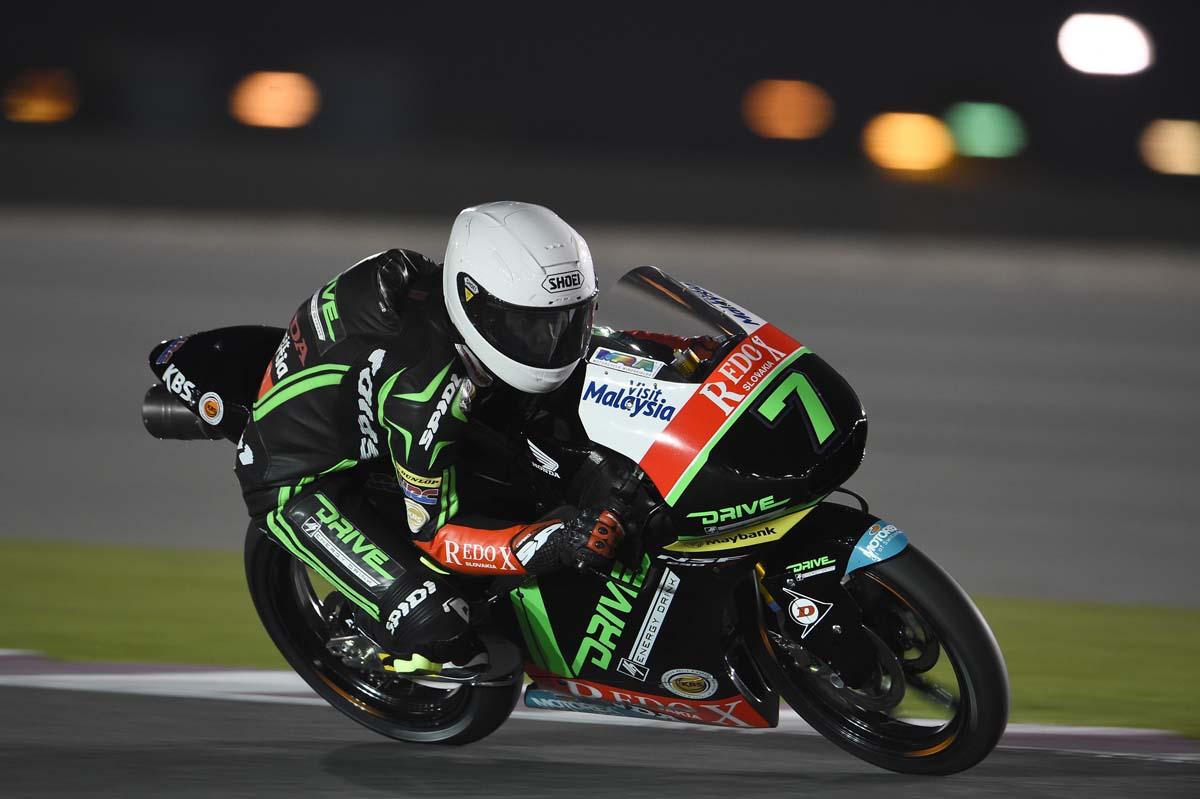 2016 DRIVE M7 SIC Racing Team - Losail International Circuit - Adam Norrodin-007