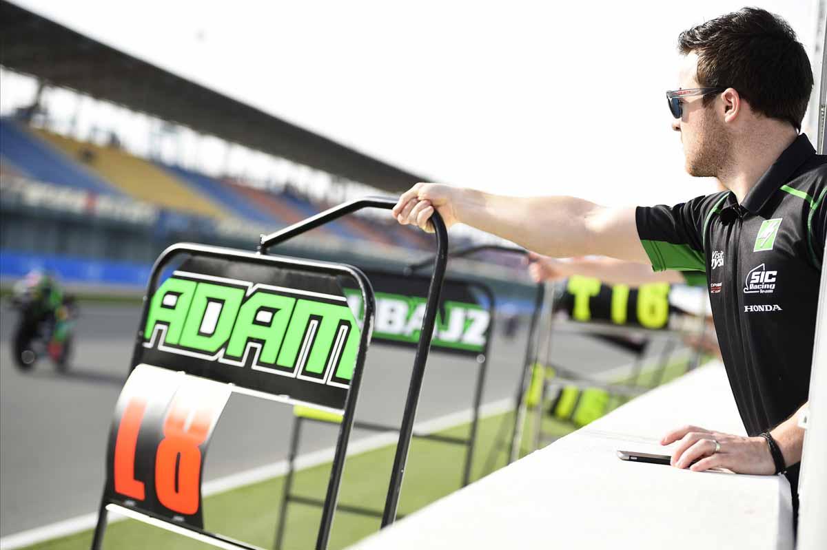 2016 DRIVE M7 SIC Racing Team - Losail International Circuit - Adam Norrodin