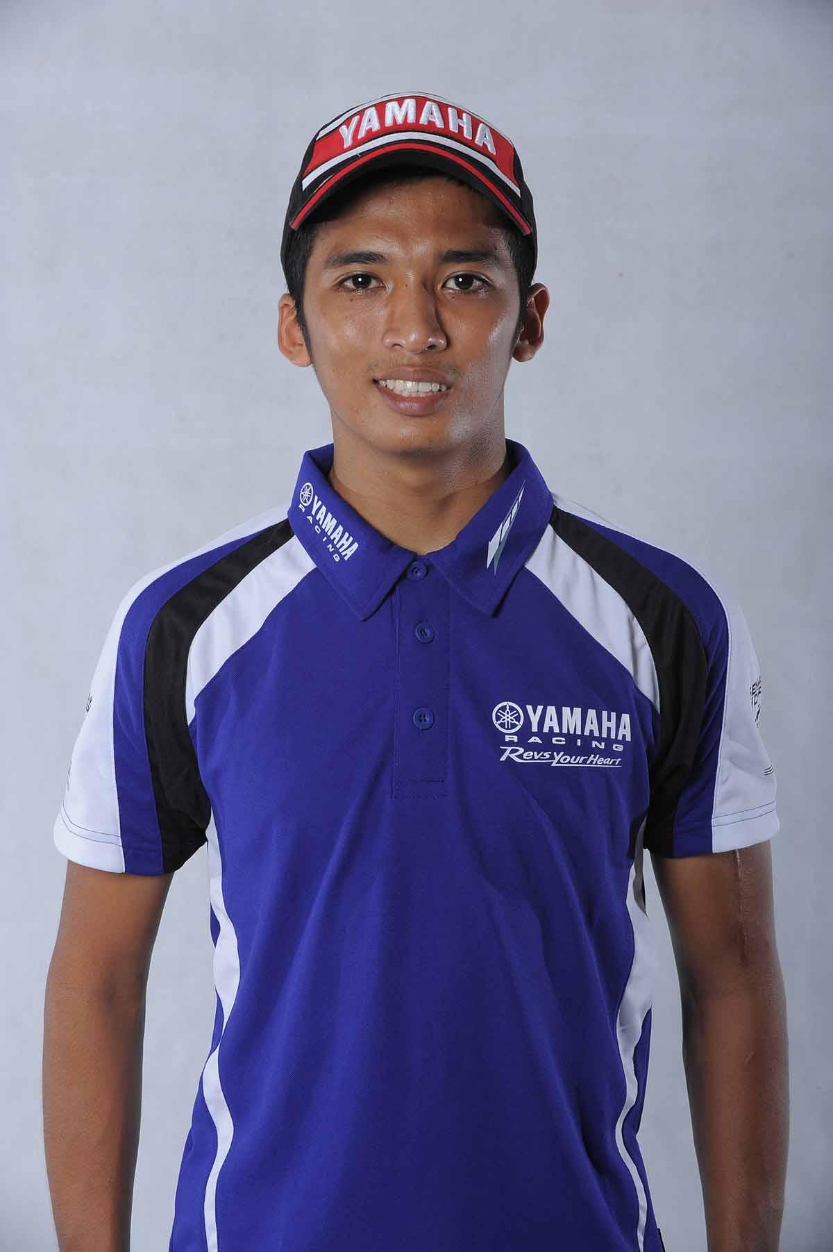 Pelumba pasukan Hong Leong Yamaha; Ahmad Afif Amran