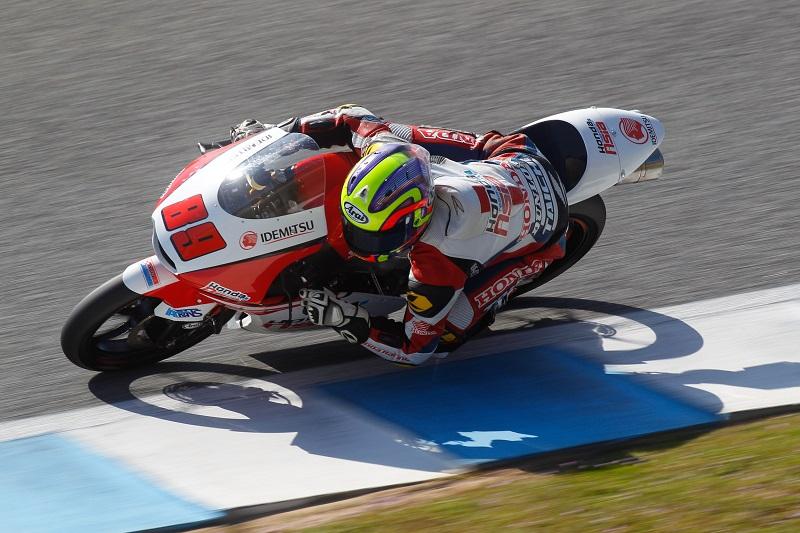1992 born Japanese rider Hiroki Ono.