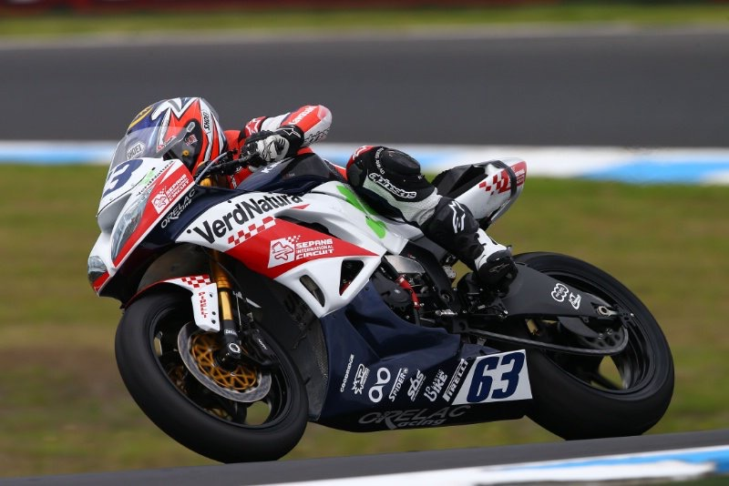 """""""I started the race from 17th on the grid, but I made a very good start and was ninth at the end of the first lap."""" Zulfahmi Khairuddin -13th"""