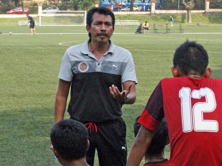 20160312 - Liga KPM U14 Coach SSM Bukit Jalil -001