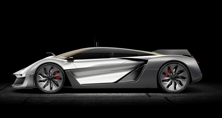 Aero GT3 profile noir