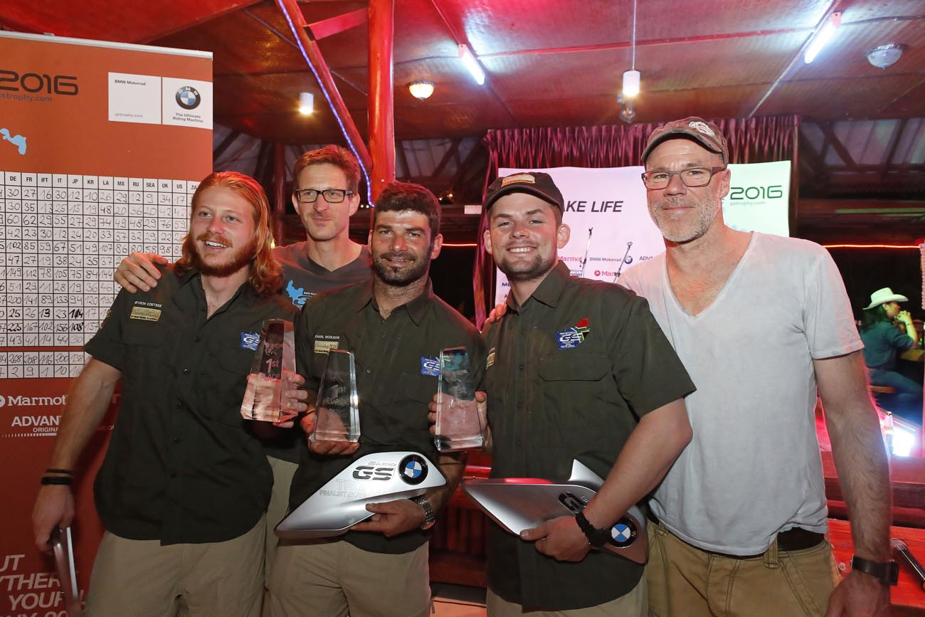 BMW Motorrad International GS Trophy Southeast Asia 2016, Day 7. Team South Africa crowned 2016 GS Trophy champions!