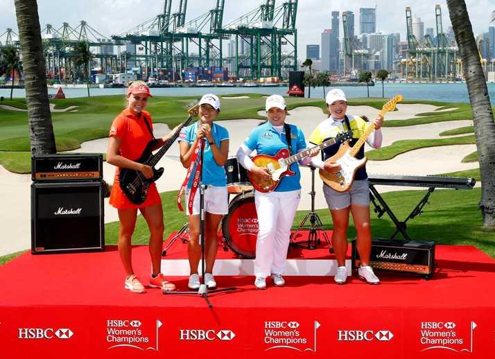 HSBC Women's Champions - 2016