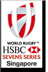 World Cup HSBC Sevens Series Singapore logo