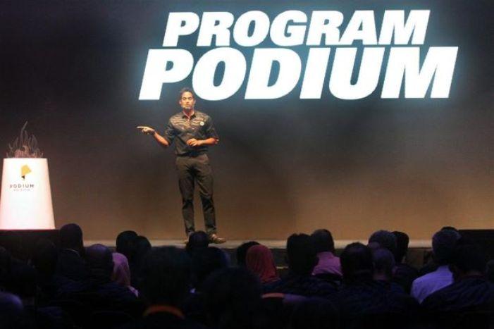 podium.programme