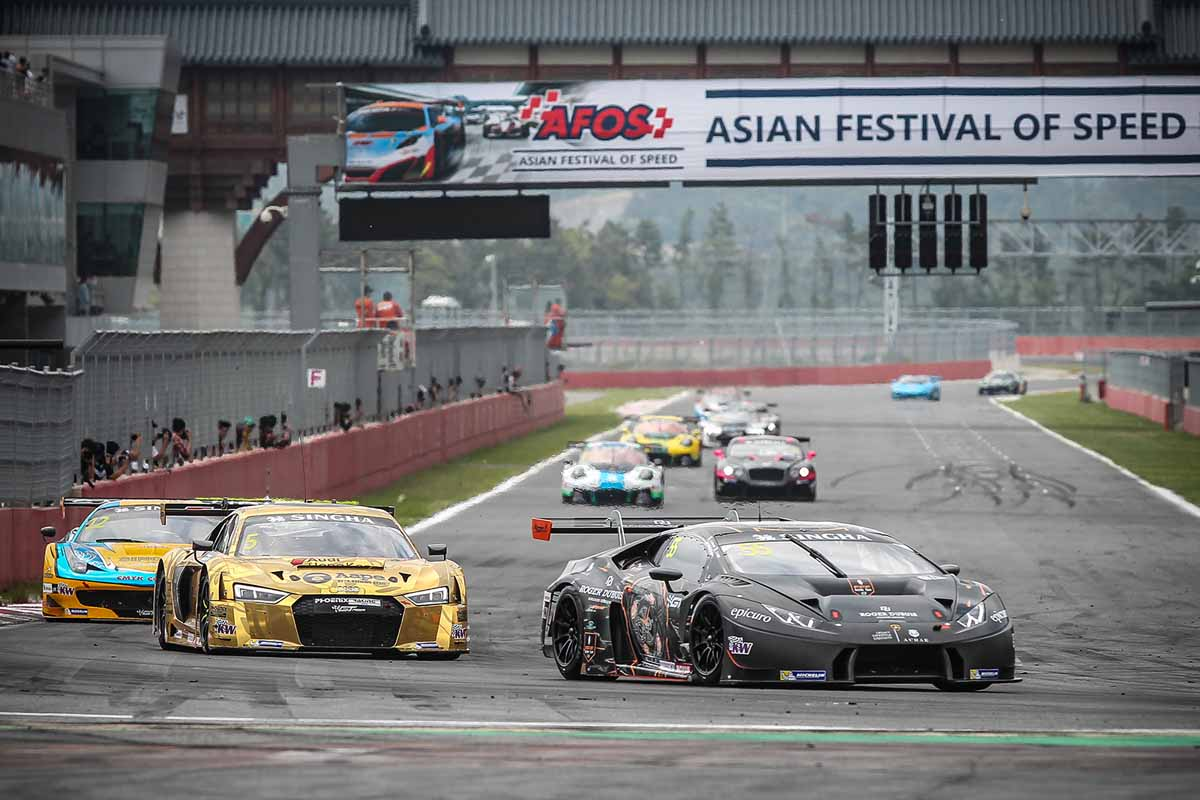 The GT Asia Series is sanctioned by the FIA as an International Series and is clearly recognised as the Region's leading GT Championship. It is solely managed and promoted by Motorsport Asia Ltd and is supported by Singha, Michelin, KW Automotive, Motul, Race Room, Panta, YOFC and Tunewear.