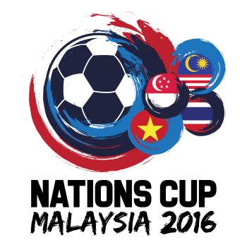 2016 Nations Cup Malaysia logo