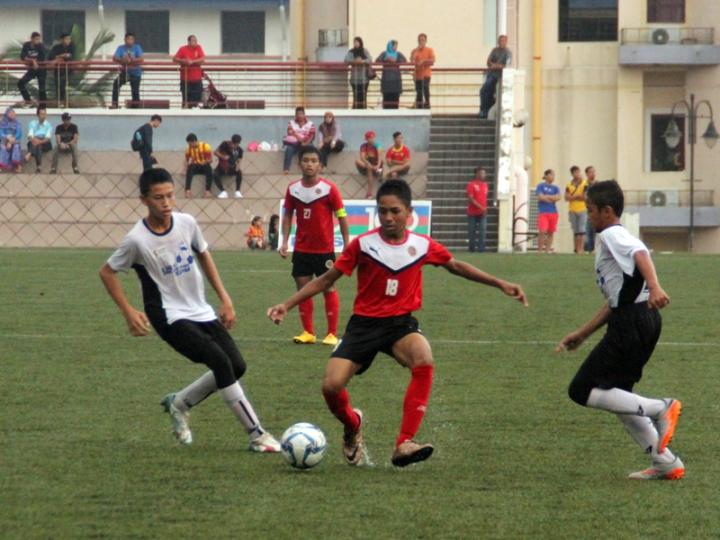 20160430 - LigaKPM U14 - SSM Bukit Jalil (MERAH)vs SSN Selangor(PUTIH)001