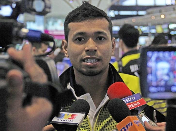 20160511 - Pasukan Piala Thomas 2016 Badminton Malaysia- Iskandar Zulkarnain Zainuddin-002