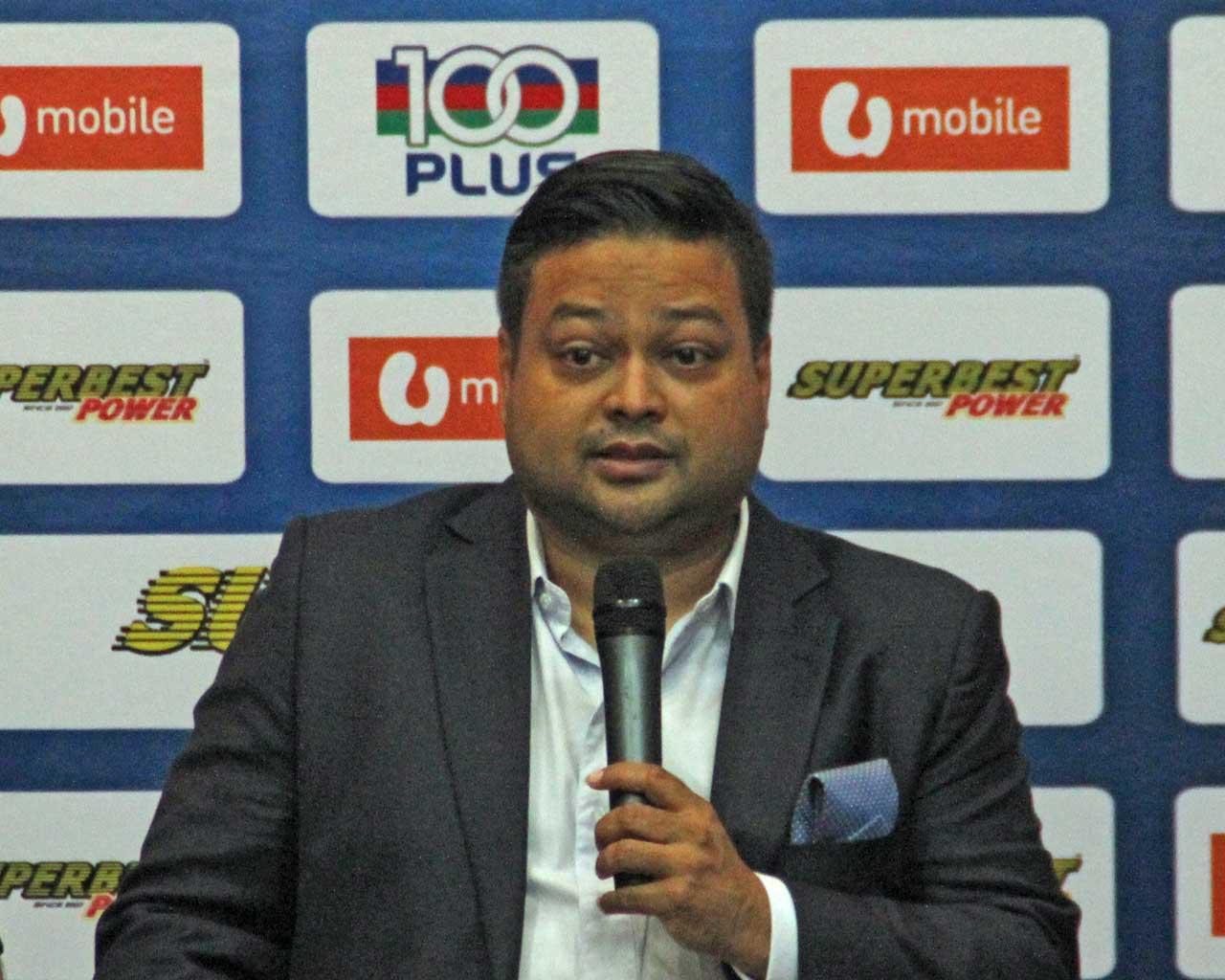 Ketua Pegawai Eksekutif Football Malaysia Liability Partnership, FMLLP - Kevin Ramalingam