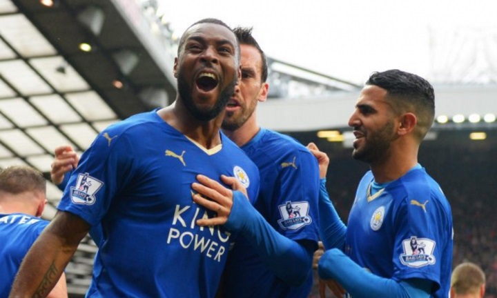 leicester win EPL