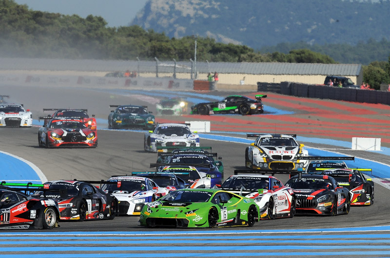 Podium Finish in Reach for Long Time – but Grasser Team Remains Unrewarded at France.