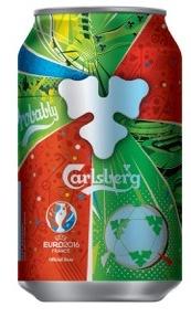 Carlsberg UEFA EURO 2016 Can