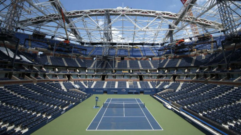 Arthur Ashe Stadium Court