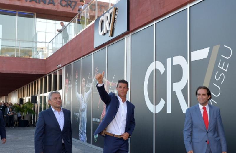 Ronaldo-hotel