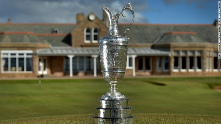 The Open at Royal Troon