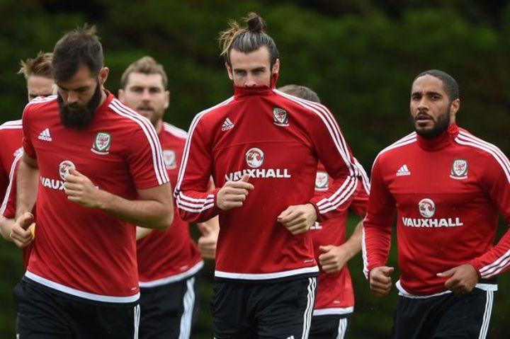 Wales-Training
