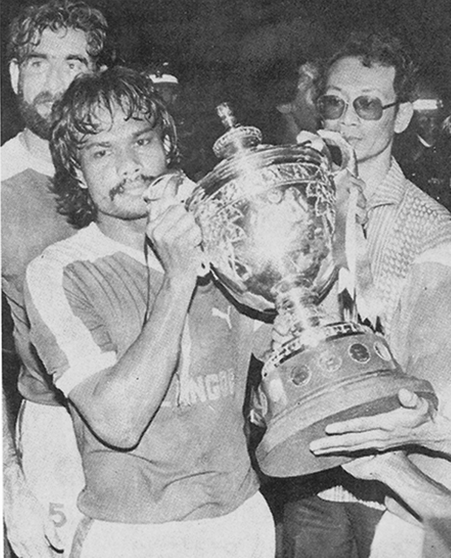 Mokhtar helped Selangor to ten Malaysia Cup titles.