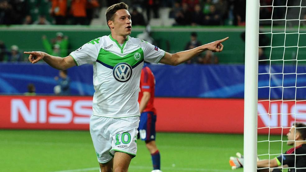 Julian-Draxler-Wolfsburg