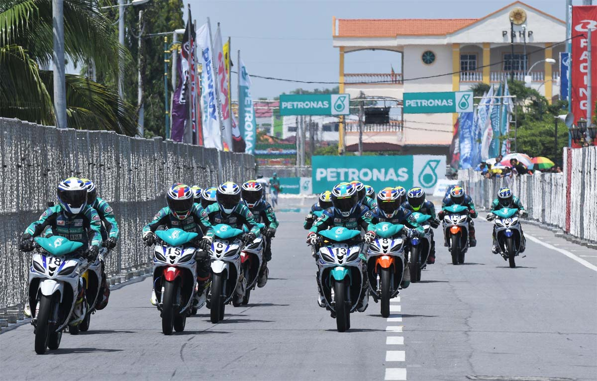 The Honda and Yamaha one-make-race series has become an important tool in the developmental process of Malaysian riders.