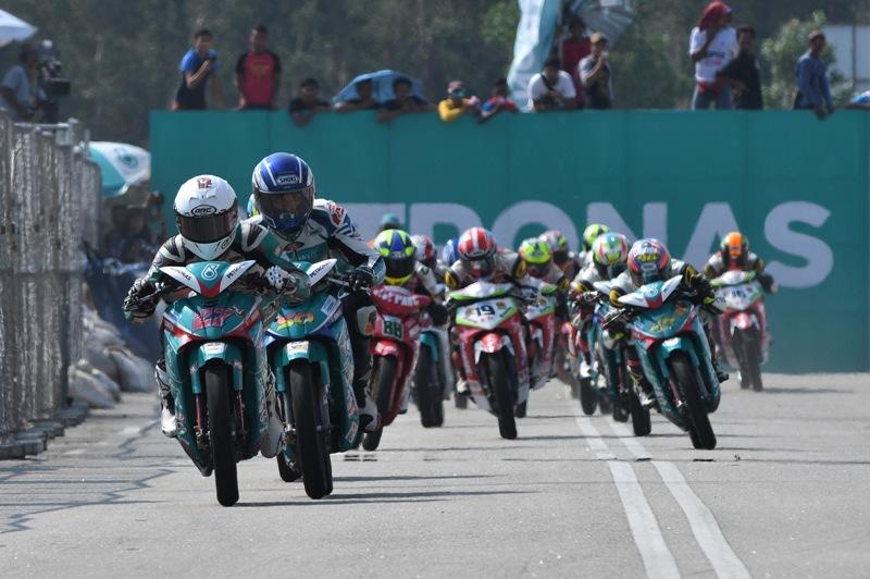 Pusingan 7 Kejuaraan CUb Prix akan berlangsung di Pasir Gudang, Johor pada 3 dan 4 September