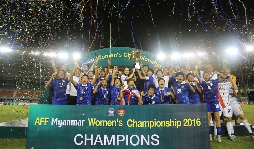 Thais celebrate