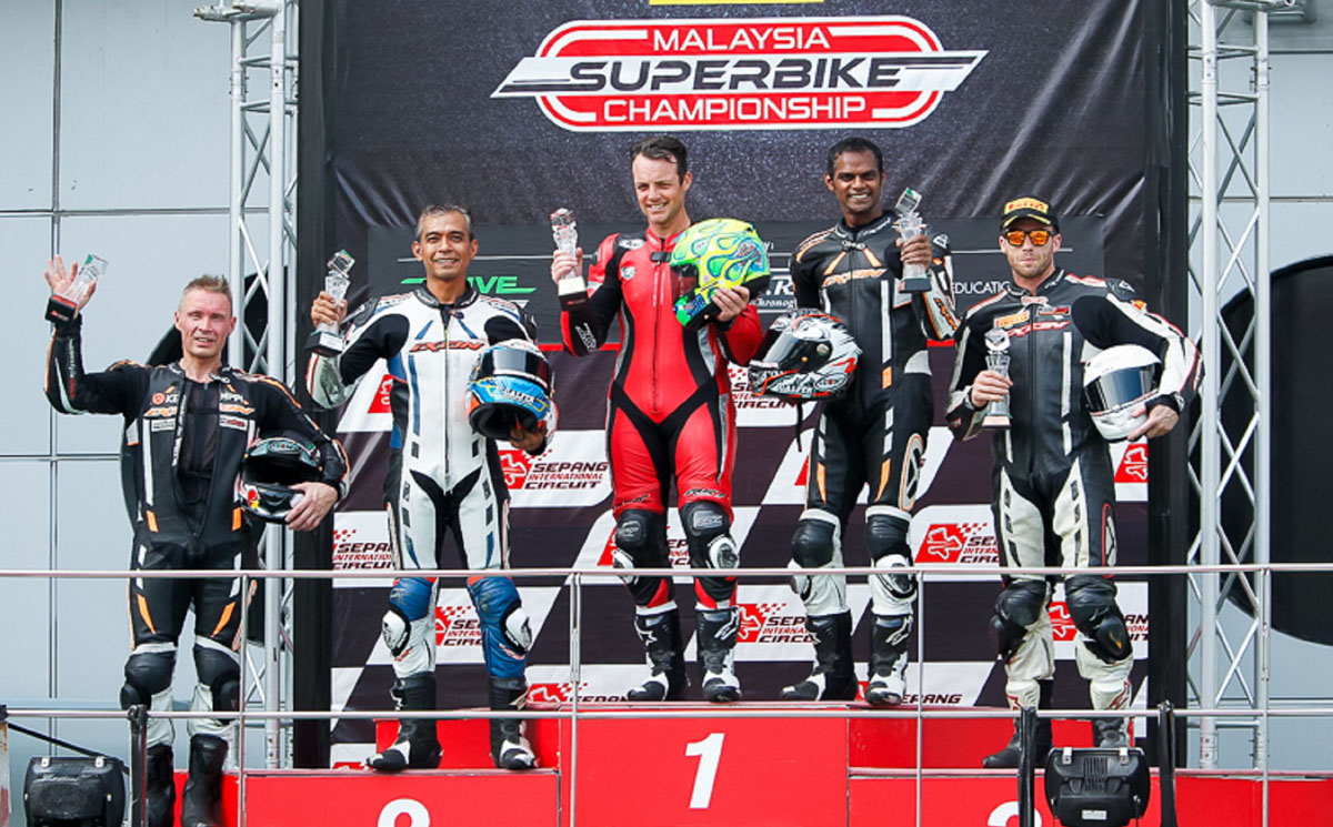 2016 Malaysia Superbike Championship (MSBK) - Superbike Championship
