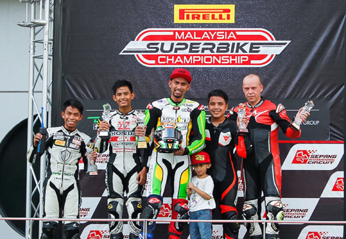 2016 Malaysia Superbike Championship (MSBK) - Supersport Championship